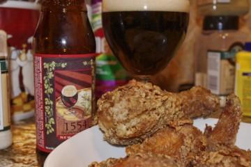 Belgium Beer Fried Chicken
