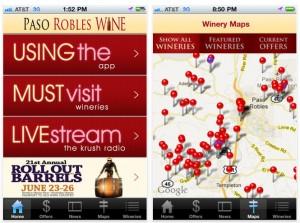 Paso Robles Wine App