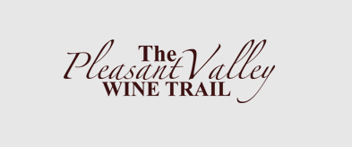 Pleasant Valley Wine Trail Logo