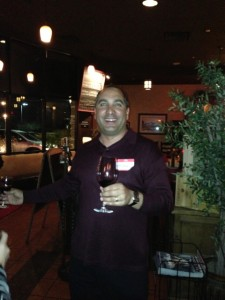 Michael Plummer, Vegas Wine Events Organizer