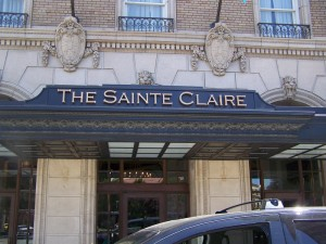 St. Claire Hotel in San Jose