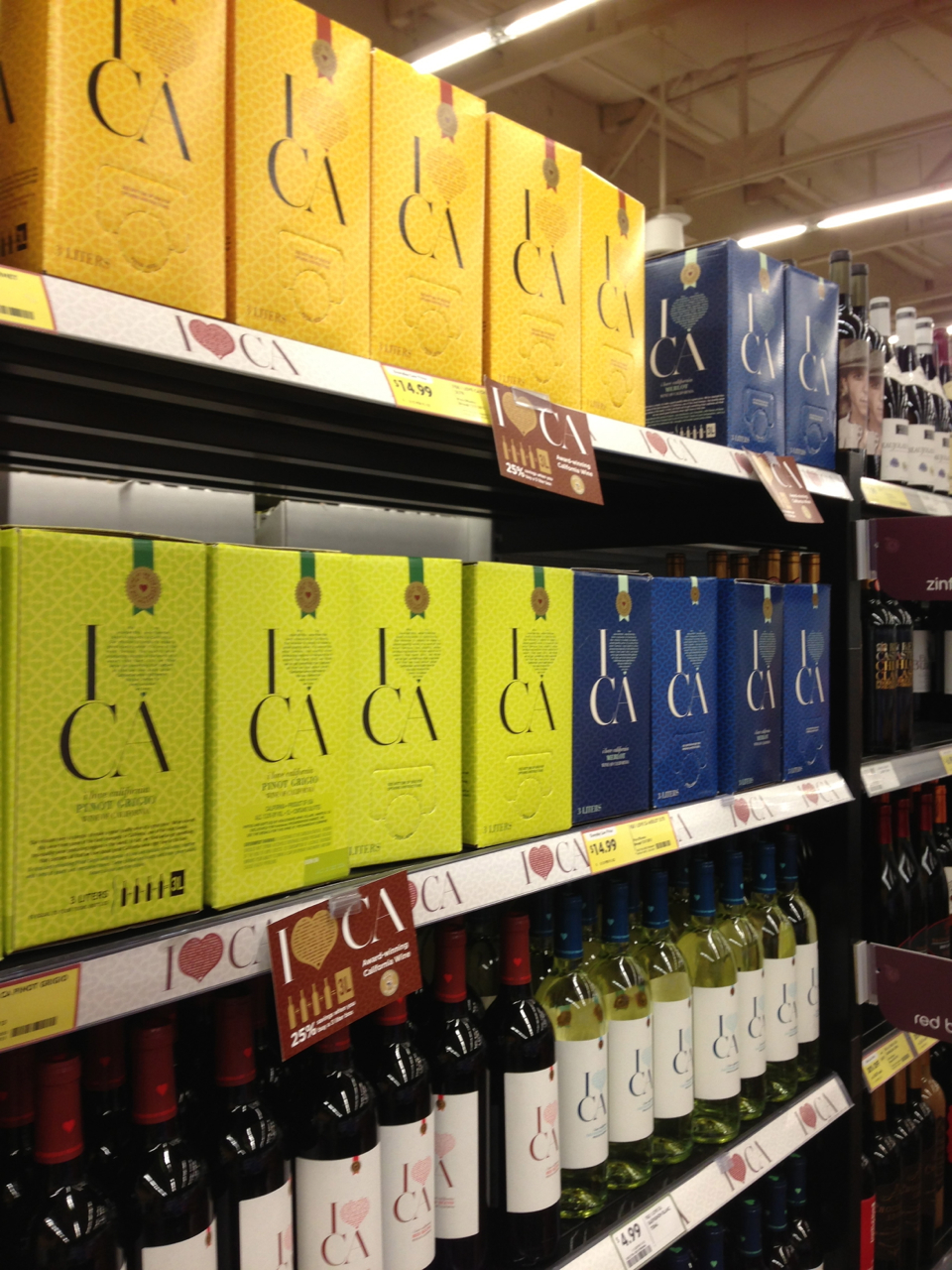Grocery Stores & Box Wines – Part 2