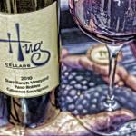 2010 Hug Cellars Cabernet. Boom.
