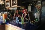 The staff at Bin702
