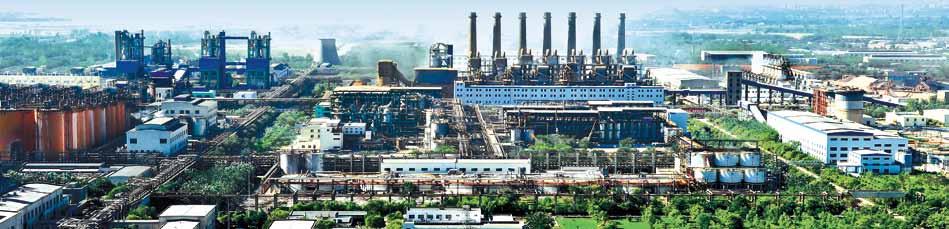 Aluminum refining plant