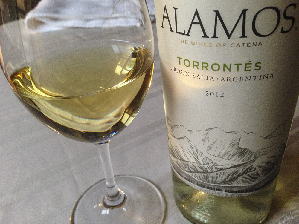 Today's Tasting Note – Torrontés