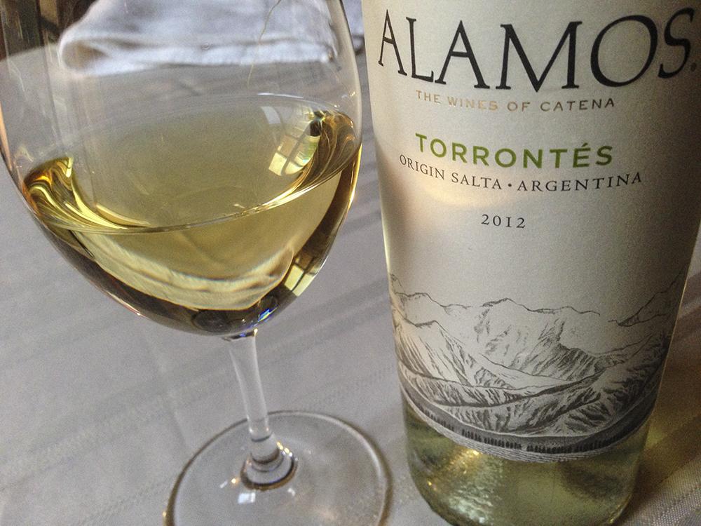 2012 Alamos Torrontés
