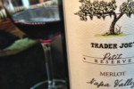 Trader Joe's, Pine Ridge, and Learning Your Own Palate