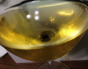 Hunt Cellars Chardonnay Glass