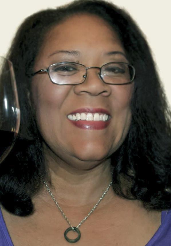 Irene, Vegas Wineaux Founder