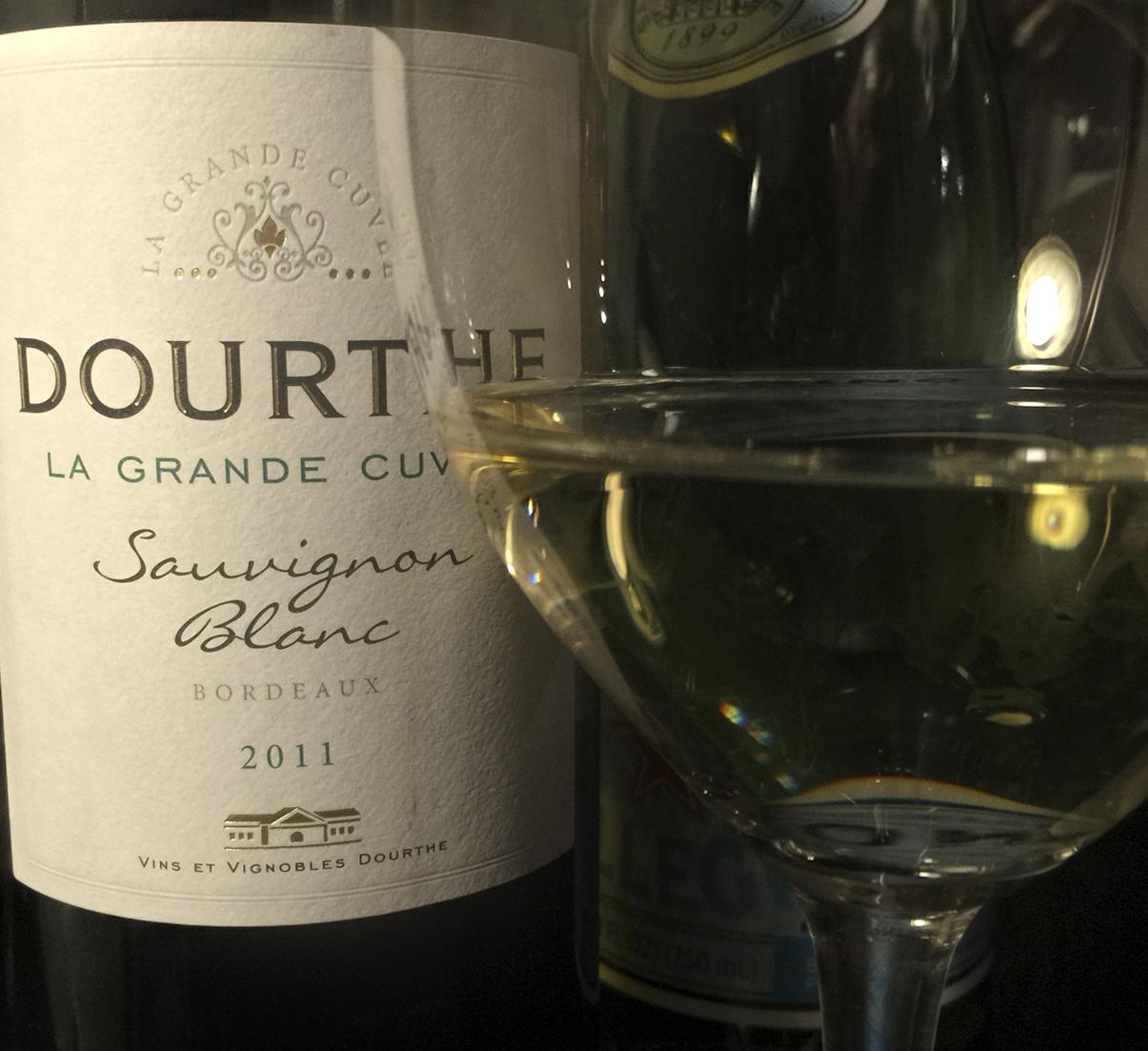 Daily Drinkers: 2011 Dourthe La Grand Cuvée Sauvignon Blanc