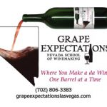 "Great Grapes at Grape Expectations! Nevada Wine ""Laws"""