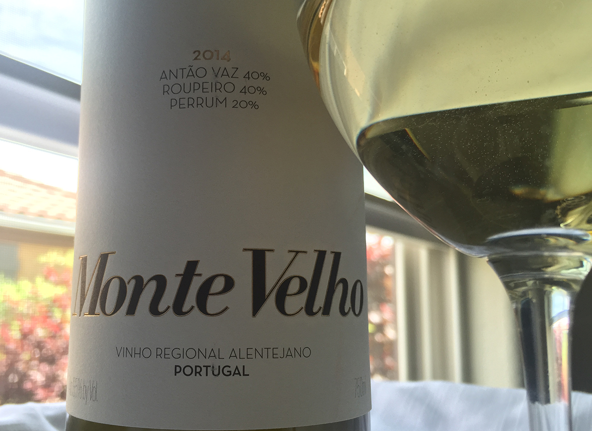 Tasting Notes: 2014 Monte Velho White