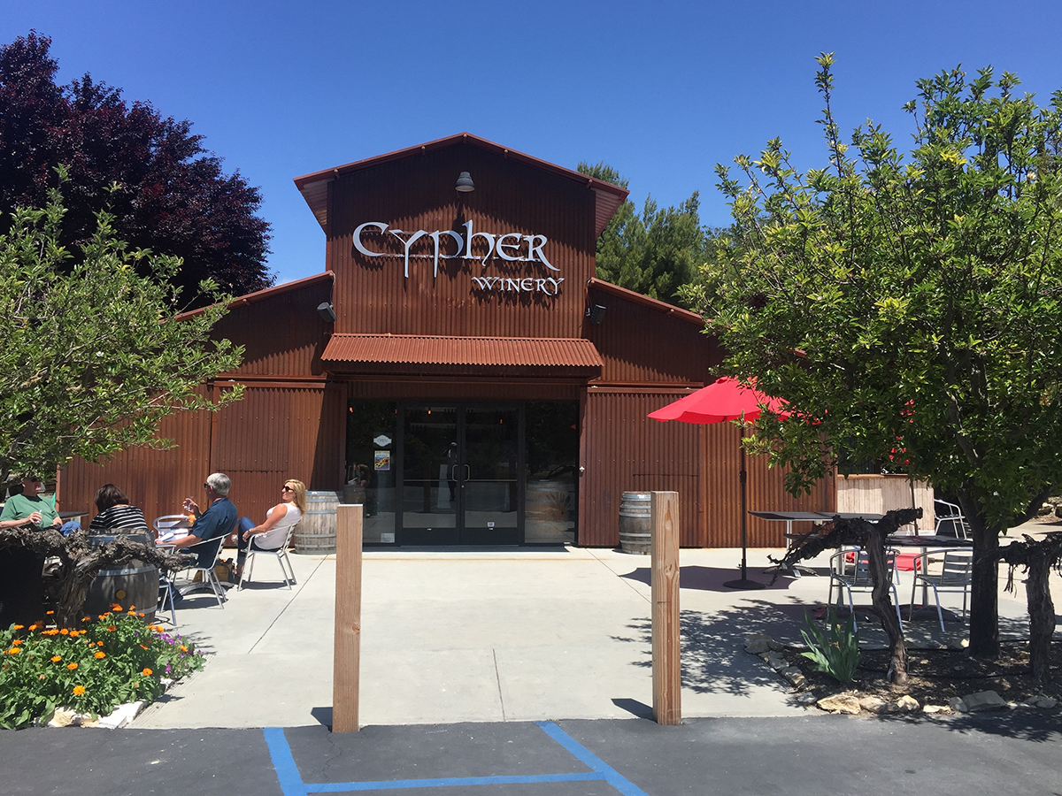 Paso Robles Wine Festival – Cypher Winery