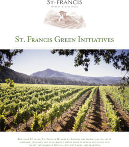St. Francis vineyard