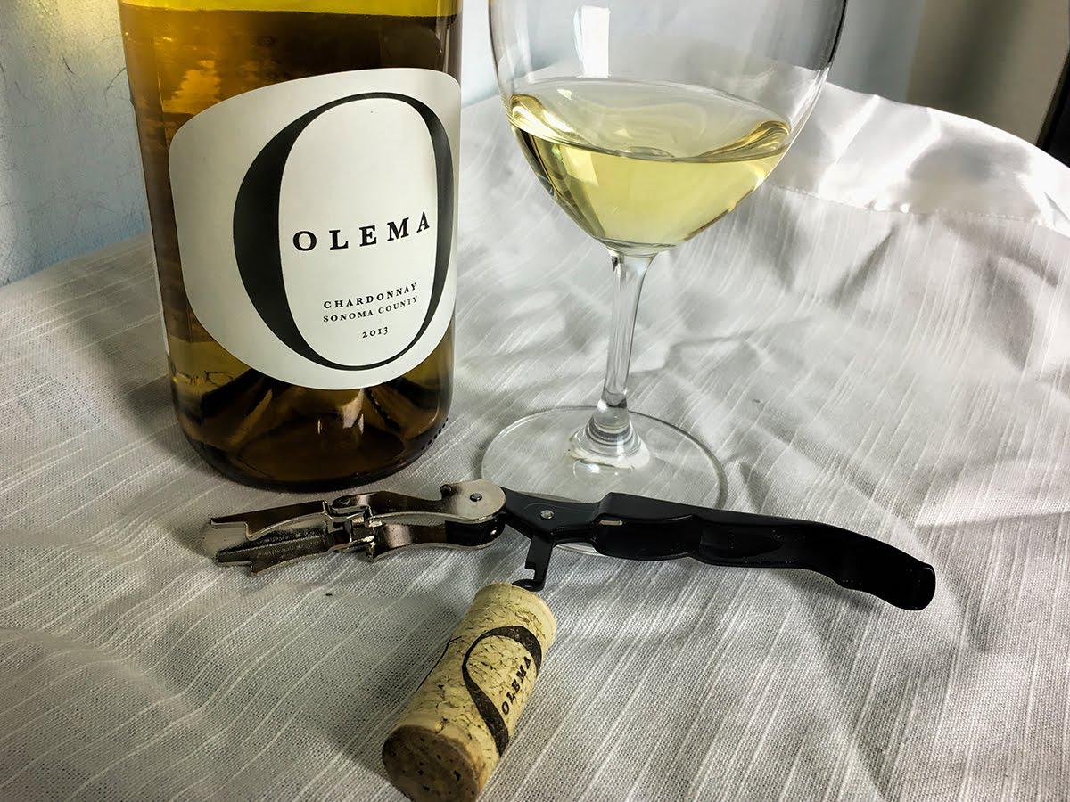 2013 Olema Chardonnay – Sonoma County