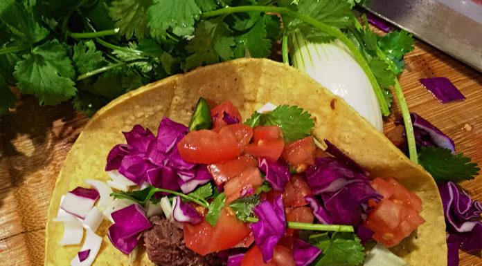 Beef Tongue Taco de Lengua