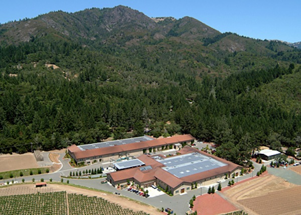 St. Francis Winery Solar Installation